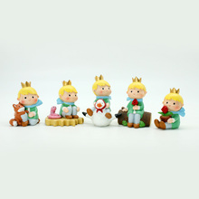 roogo New product 2017 little prince resin figurine