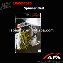 High Quality Innovative Design Spinner Bait brass blades JSM03-5020