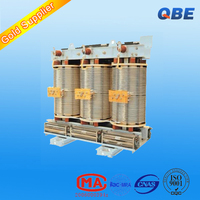 industrial non insulated H insulation class distribution step down transformer 11kv 10kv