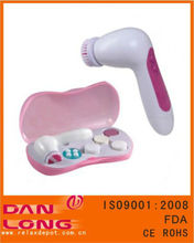 ultrasonic led light facial massage