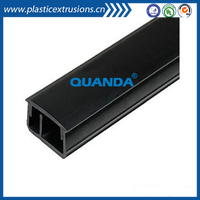 PVC/ABS/PC polycarbonate profile extruded profiles plastic extrusion factory