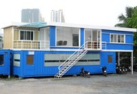 House Containers/ Prefab Houses