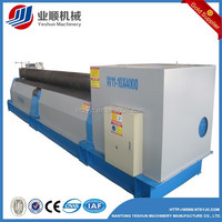 stainless steel bending machine with three rolls