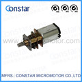 12mm diameter high torque gear reduction dc electric dc motor