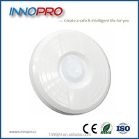 Wireless ceiling dual infrared detector (Innopro ED691)