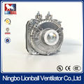 YJF shaded pole motor of Commercial industrial air compressor motor