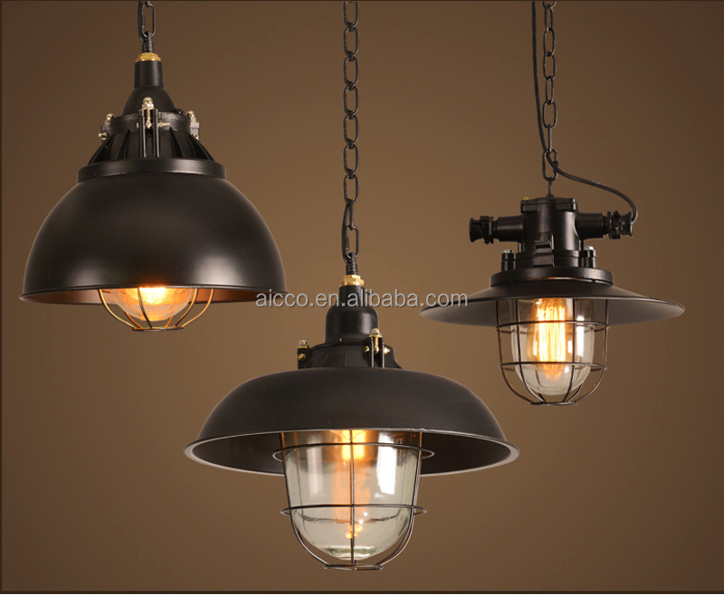 Industrial Pendant Lighting Vintage Lamp Pendant Light