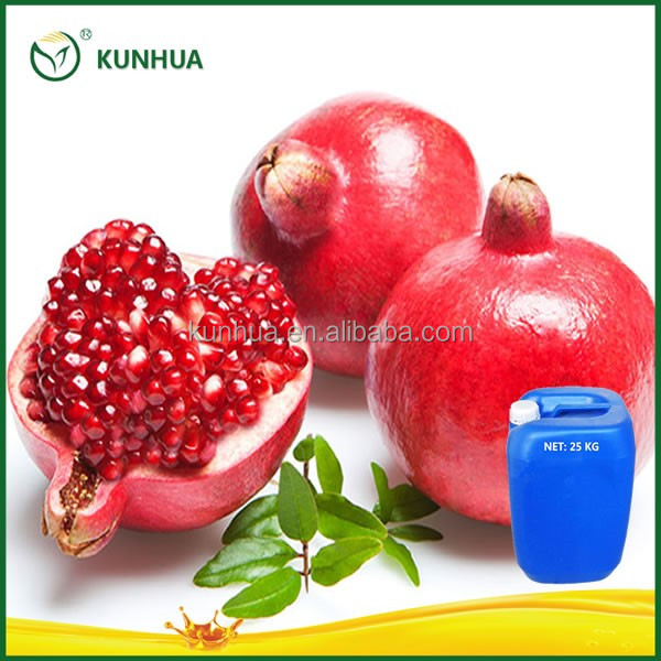 Pure Pomegranate Seed Oil Antioxidant for Cosmetics Uses