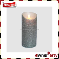 Flameless Remote Control LED Candles Paraffin Wax