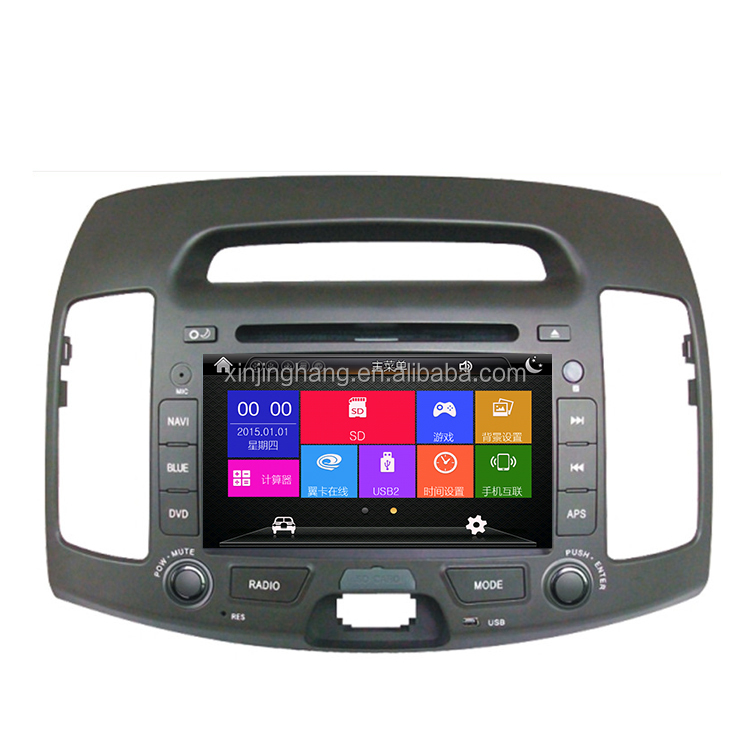 android 5.1 system car dvd player with rearview camera radio car gps navigation for clvic 2012
