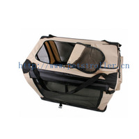 Pet Carrier Dog Cat Rolling soft Back Pack Travel backpack