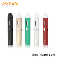 China Suppliers 15W 1.1ml 320mAh Eleaf iCare Solo Starter Kit