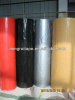 2015 star product hot melt yarn and pe cloth duct tape jumbo roll