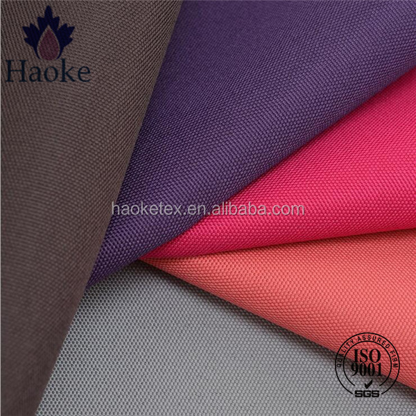600 denier nylon fabric / 600d nylon fabric / nylon 600d waterproof fabric