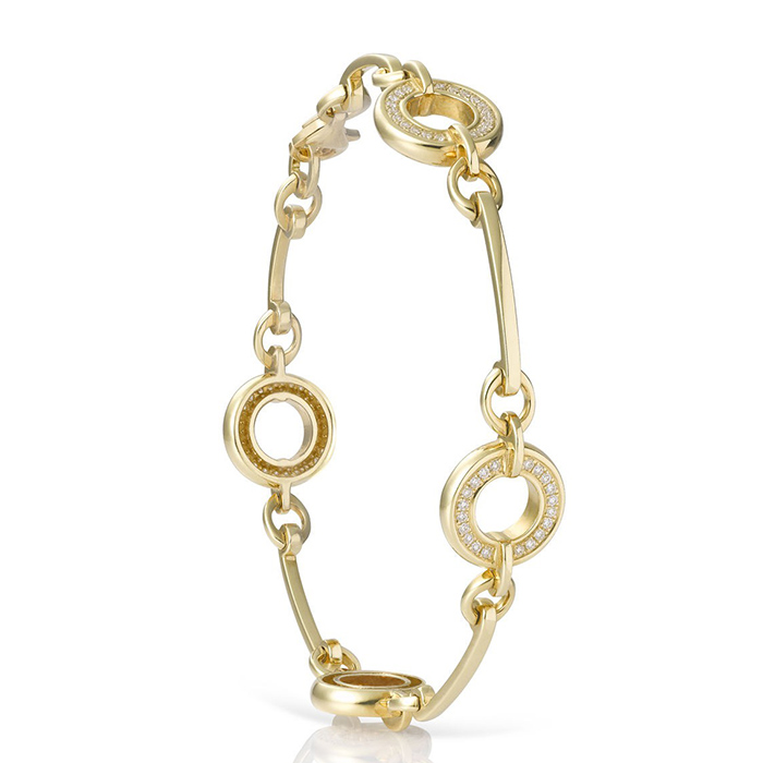 1 gram gold jewellery ladies bracelet fancy bangles new designs