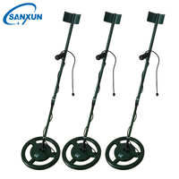 Professional diamond metal detector portable underground gold detector