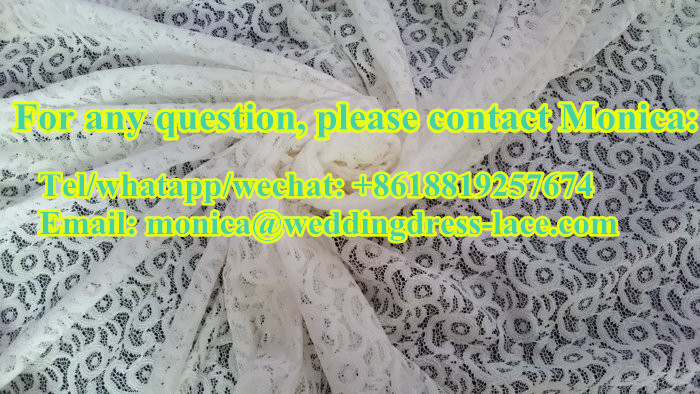 Wholesale price 3D lace fabric item 1011 high quality green embroidery lace fabric for party