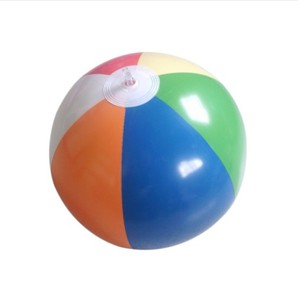 Unionpromo Custom PVC Inflatable Beach Ball for Wholesale