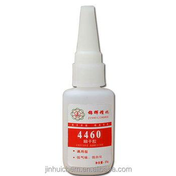 Anoacrylate Instant Adhesive 460/ Low odor Low bloom instant glue 460