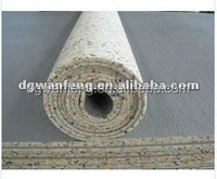 low price anti-microbial carpet underlayment