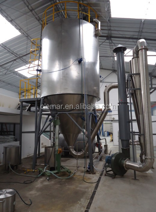 Zinc Oxide spray dryer / Spray drier/liquid to powder spraying drying machine