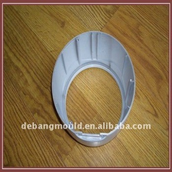 aluminum monitoring part