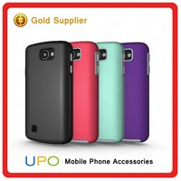 [UPO] Wholesale Hybrid Armor Antiskid Shockproof Combo Hard PC Soft TPU Cell Phone Case for LG K4