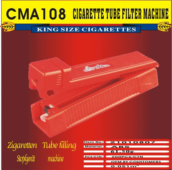 Professional factory supply top sale cigarette roller cigarette rolling machine for promotion