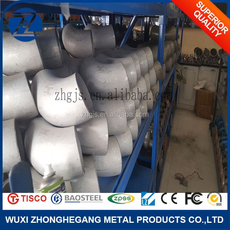 Stainless Steel Reducing Elbow Made In China
