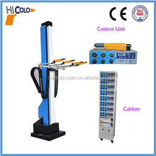 powder coating robot reciprocator /control cabinet/auto gun