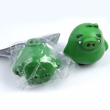 Creative best quality PU pig stress ball for children