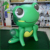 Best Pprice Cute PVC Inflatable Frog Mascot / Advertising Cheap Inflatable Replica Air Blow Frog