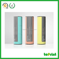 Customized High Quality Paper Cardboard Cylinder