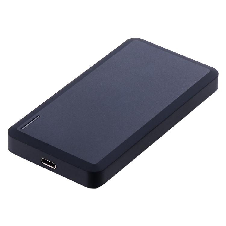 Unestech UT63200U3CB Aluminum 2-bay USB 3.1 Type-C to M.2 NGFF SSD External Enclosure Black Color Raid Supported