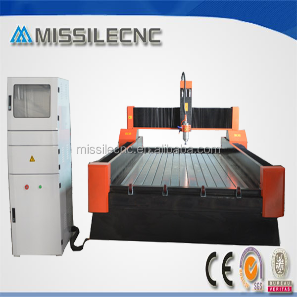 stepper system water jet cutting machine with 380V voltage for engraving tombstone