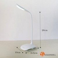 Smart Rechargeable and Portable Table Lamp For Reading