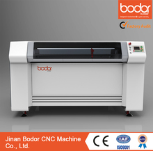 Bodor MDF wood acrylic laser cutter CO2 cnc 1390 laser cutting machine for sale
