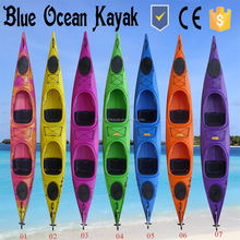 Blue Ocean kayak/Double sea kayaks sale /double kayaks for sale