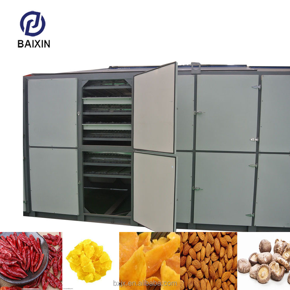 China Factory Direct Provide Root Vegetable Commercial Cassava Drying Machine