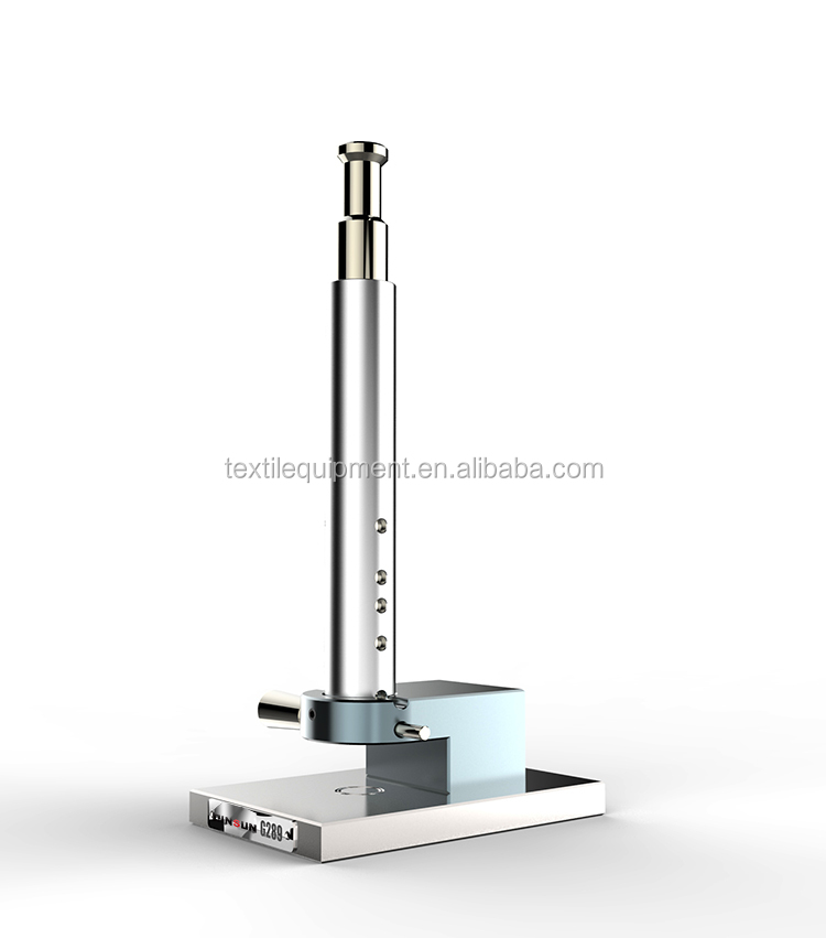 button falling weight impact tester, button impact resistance tester, Button Impact Tester