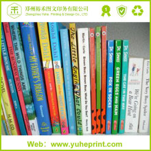 Largest printing/packaging manufacturer best price promotional printing cartoon children english story book