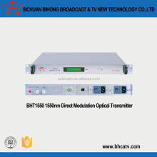 1550nm Fiber Direct Modulated Optical FM TVTransmitter
