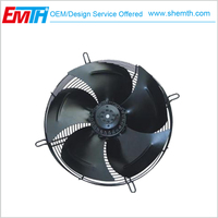 Evaporative Fan For Refrigeration Equipment In Cooling System