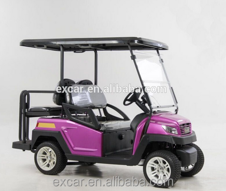 4 seater buggies golf carts chinese mini enclosed golf cart