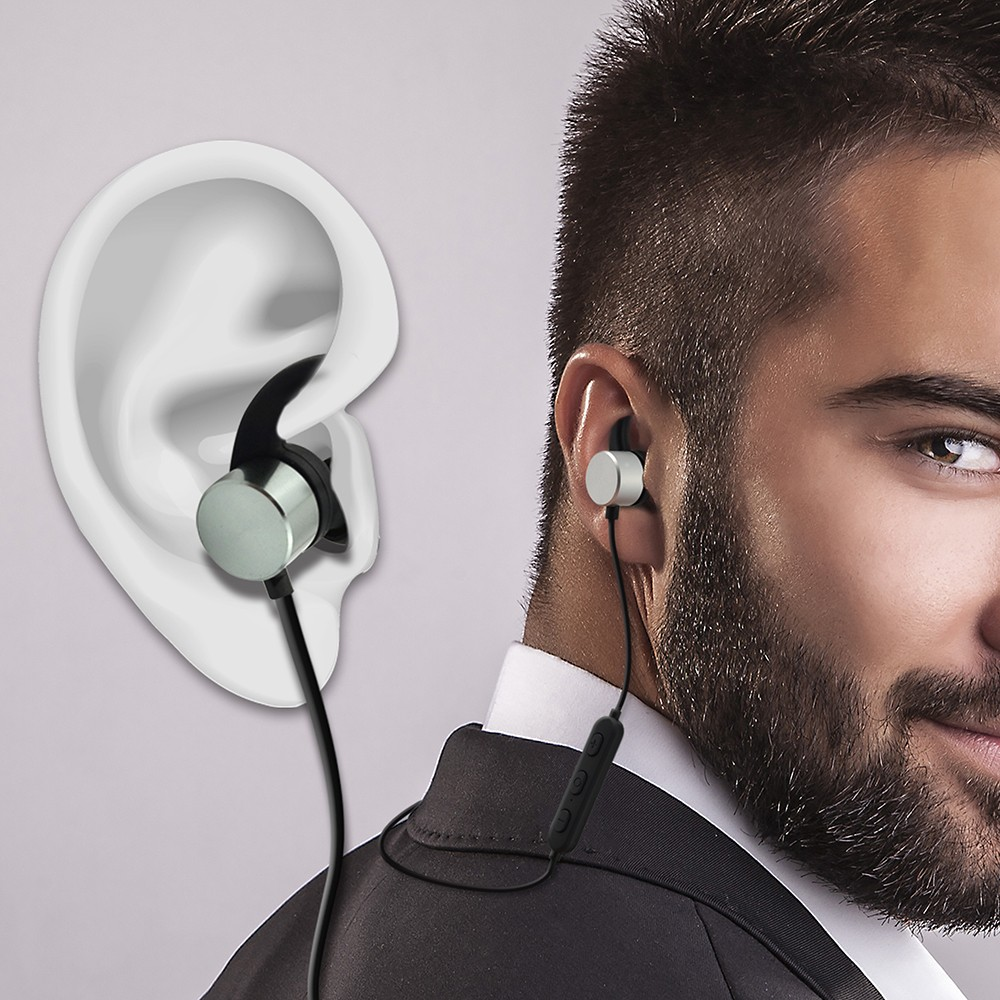 R1615 High quality Fashion Sport Sweat-Resistant In Ear Bluetooth Earphone for PS4.