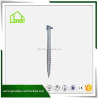 Nice Quality Triangle Ground Screw Pile
