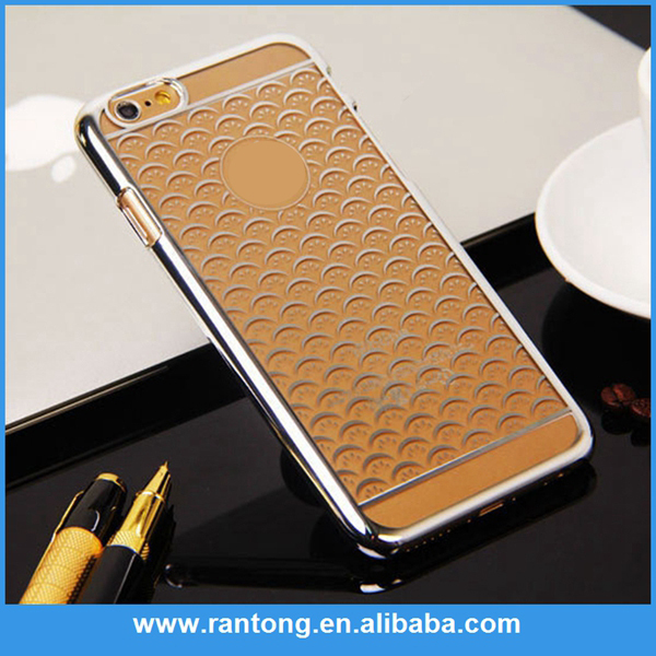 Best selling good quality 2015 cover case for samsung s6 reasonable price