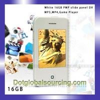Mp4 Mp3 Game Player 16g Digital Touch Screen FM Record PC Camera