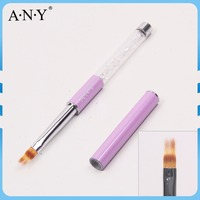 ANY 2016 New Fashion Acrylic Handle Ombre Nail Art brush