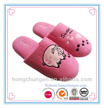 new modern fashion indoor slipper for woman